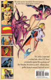 Verso de Justice League of America: Another Nail (2004) -2- Another Nail: Book Two of Three