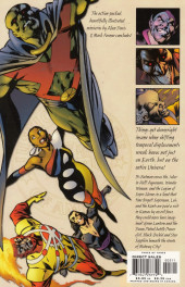 Verso de Justice League of America: Another Nail (2004) -3- Another Nail: Book Three of Three