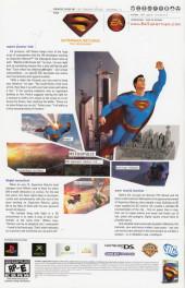 Verso de Justice (2005) -6- Justice chapter six