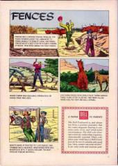 Verso de Gunsmoke (Dell - 1957) -6- Paid in Silver