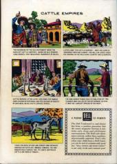 Verso de Gunsmoke (Dell - 1957) -7- Showdown
