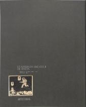 Verso de (Catalogues) Ventes aux enchères - Artcurial - Artcurial - L'univers du créateur de Tintin - Samedi 19 novembre 2016 - Tome 2