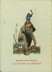 Verso de Elephant boy -2- La danse de l'éléphant