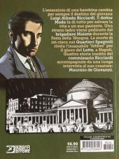 Verso de Commissario Ricciardi (Il) (Magazine) -1- Dieci centesimi - Partire e lasciare - Un mazzo di fiori - Febbre