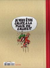 Verso de Iznogoud - La Collection (Hachette) -10- Tome 10