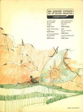 Verso de Corto Maltese -1a1978- La ballade de la mer salée