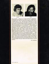 Verso de Al Crane -1- Les aventures d'Al Crane