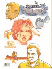 Verso de Aire Libre -Cah01- Les cahiers
