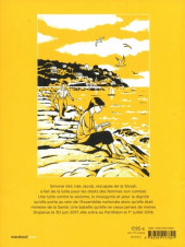 Verso de Simone Veil - L'immortelle