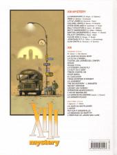 Verso de XIII Mystery -12- Alan Smith