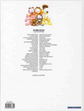 Verso de Garfield -39a2011- Garfield fait son cinéma