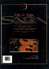Verso de L'or de Saba -3- Le chemin vers l'étoile