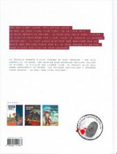 Verso de Philippine Lomar (Les enquêtes polar de) -3- Poison dans l'eau