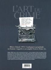 Verso de L'art du crime -8- Les Amants du Rialto