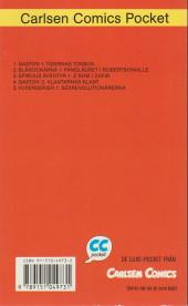 Verso de Spirou et Fantasio (en langues étrangères) -3Suédois- Z som i zaphir