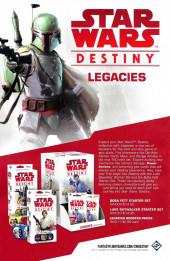 Verso de Star Wars Annual (2016) -4- Star Wars Annual IV