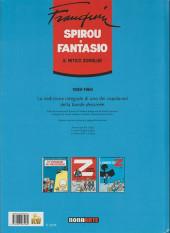 Verso de Spirou et Fantasio (en langues étrangères) -7Italien- Il mitico Zorglub