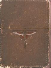 Verso de Les démons d'Alexia -INT01- Tome 1