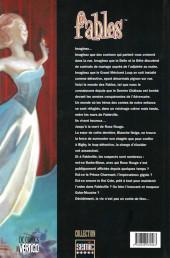 Verso de Fables -1- Légendes en exil