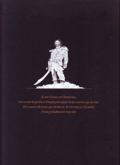 Verso de Conan le Cimmérien -1TL- La Reine de la Côte noire