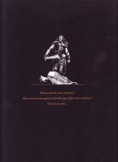 Verso de Conan le Cimmérien -2TL- Le Colosse noir