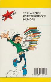 Verso de Gaston (en langues étrangères) -Néerlandai- Flatters te koop