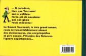 Verso de Tintin - Divers -72- Le Tournesol illustré