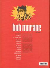 Verso de Bob Morane 10 (Intégrale Le Lombard) -9- Intégrale 9