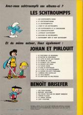 Verso de Johan et Pirlouit -4e75- La pierre de lune