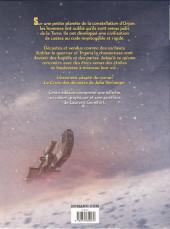 Verso de Les décastés d'Orion -INT- Intégrale