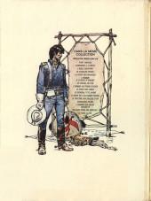 Verso de Blueberry -6b1975- L'homme à l'étoile d'argent