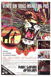 Verso de Les mains de Shang-Chi, maître du Kung-Fu (Éditions Héritage) -7- La saison de la vengeance...