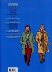 Verso de Blake et Mortimer -15b17- L'étrange rendez-vous
