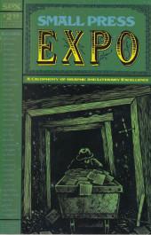 Verso de SPX: Small Press Expo -1997- SPX: Small Press Expo 97'