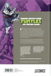 Verso de Teenage Mutant Ninja Turtles - Les Tortues Ninja (HiComics) -2- La chute de New-York 1/2
