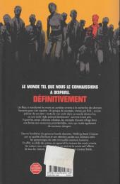Verso de Walking Dead -2a2008- Cette vie derrière nous