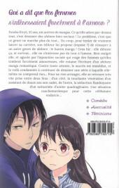 Verso de Aromantic (love) story -1- Tome 1