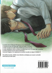 Verso de Blue Morning -6- Tome 6