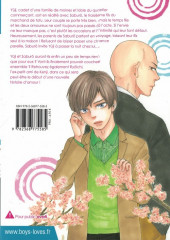 Verso de Let's pray with the priest -5- Tome 5