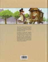 Verso de La fille de l'Exposition universelle -1- Paris 1855