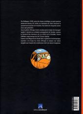 Verso de (AUT) Hergé - Hergé, Tintin et les avions