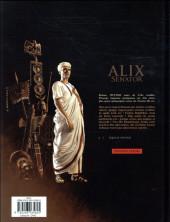 Verso de Alix Senator (en latin / grec) -1- Aquilae Cruoris