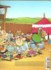Verso de Astérix (Hors Série) - Génération(s) Asterix