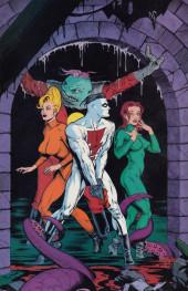 Verso de Madman Comics (1994) -4- Waning of The Weird