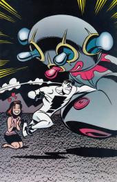 Verso de Madman Comics (1994) -6- Big Guy a Go-Go