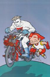 Verso de Madman Comics (1994) -7- Big, Mad Brainarama