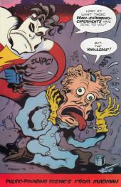 Verso de Madman Comics (1994) -8- The Puke
