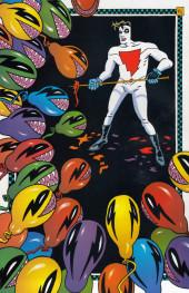 Verso de Madman Comics (1994) -9- Little Lexicon of Life