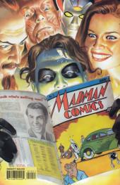 Verso de Madman Comics (1994) -10- Runaway Renegade Robots
