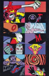 Verso de Atomics (the) (2000) -10- Sub-Atomics